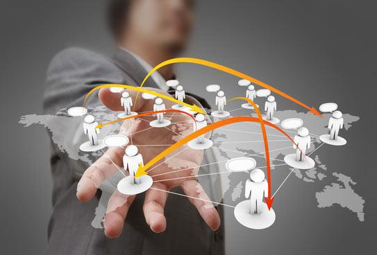 خدمات شبکه در محل