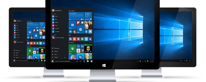 windows 10 pc 800x321 - نصب ویندوز در منزل