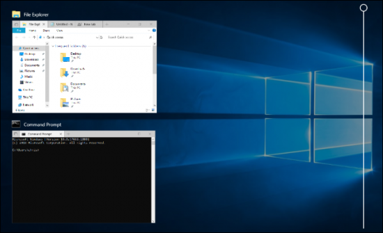 نحوه استفاده از قابلیت Sets در ویندوز 10