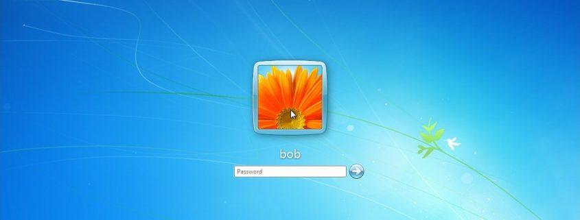 win7blogin 845x321 - کنترل کردن تنظیمات Logon در ویندوز 7