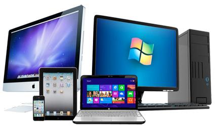 خدمات کامپیوتر و لپ تاپ